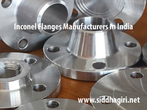 inconel flanges manufacturers in india