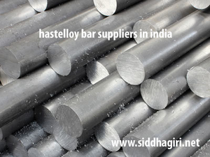 hastelloy bar suppliers in india