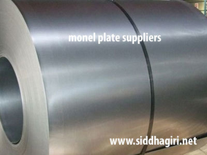 monel plate suppliers