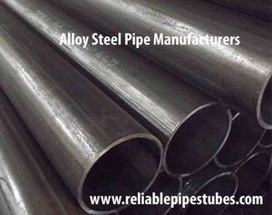 Alloy Steel Pipe Manufacturers