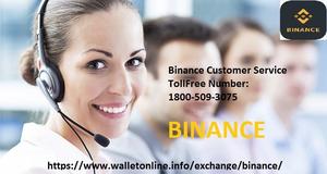 Binance customer care number