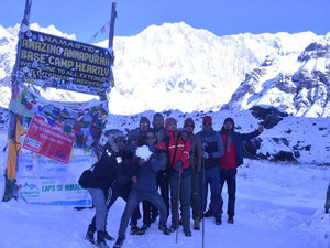 Himalayan Asia Treks and Expedition P. Ltd.