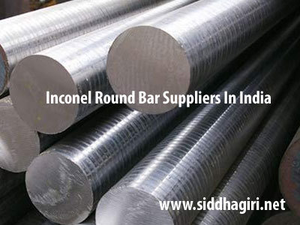 inconel round bar suppliers in india