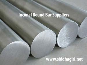 inconel round bar suppliers