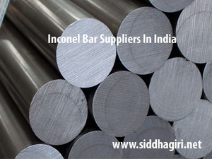 inconel bar suppliers in india