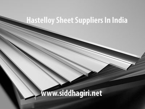 hastelloy sheet suppliers in india