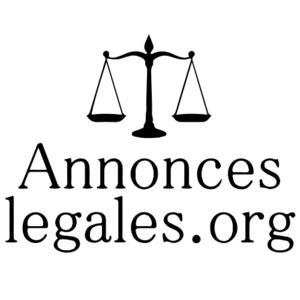 Annonces legales